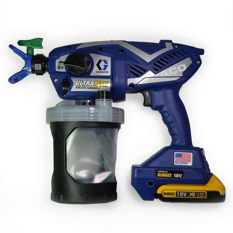 Ultra Max Cordless Airless Handheld Sprayer