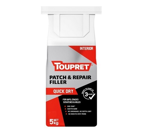 TOUPRET PATCH & REPAIR FILLER QUICK DRY