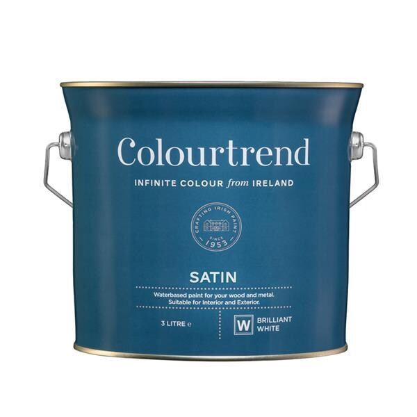 Waterbased Satin