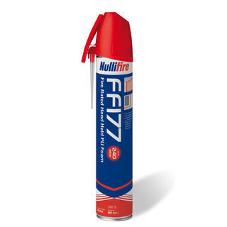 Nullifire FF177 Hand Held Fire Rated PU Foam 240 880ml