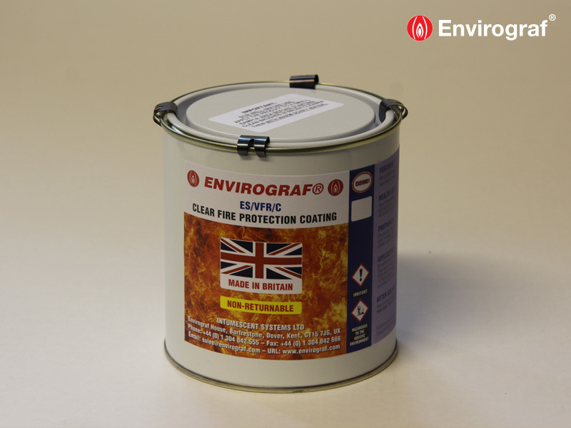 Envirograf Product 92 5lts Clear and White
