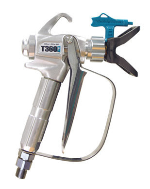 Tritech T360Airless Gun with Tip & Guard
