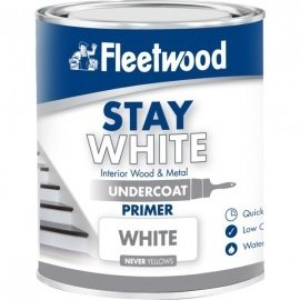 Fleetwood Stay White Primer Undercoat