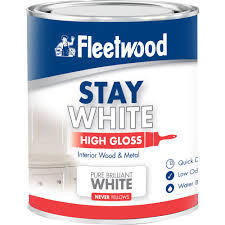 Fleetwood Stay White High Gloss