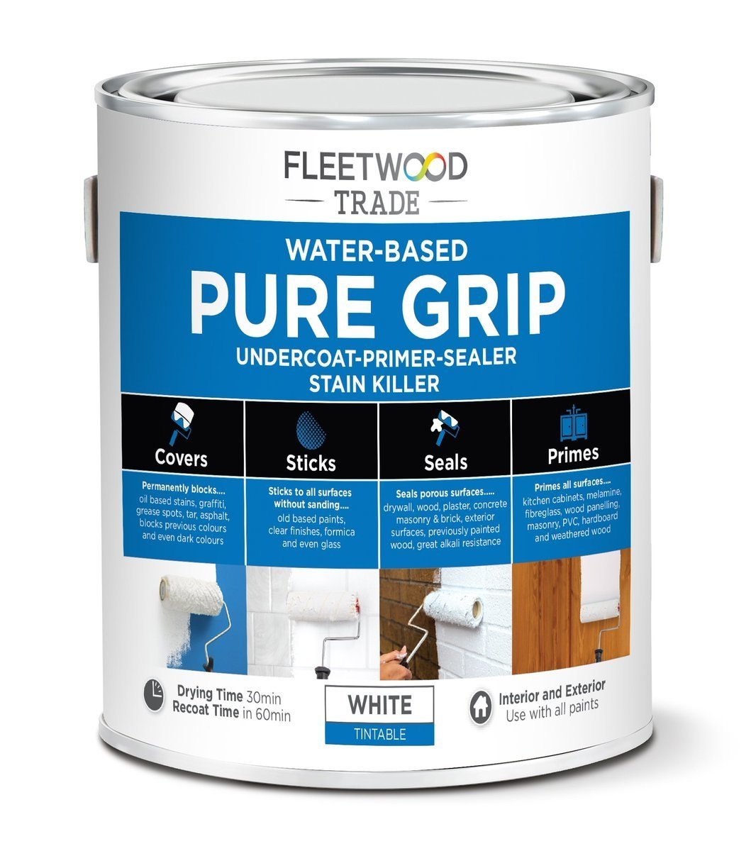 Fleetwood Pure Grip Water Based Primer