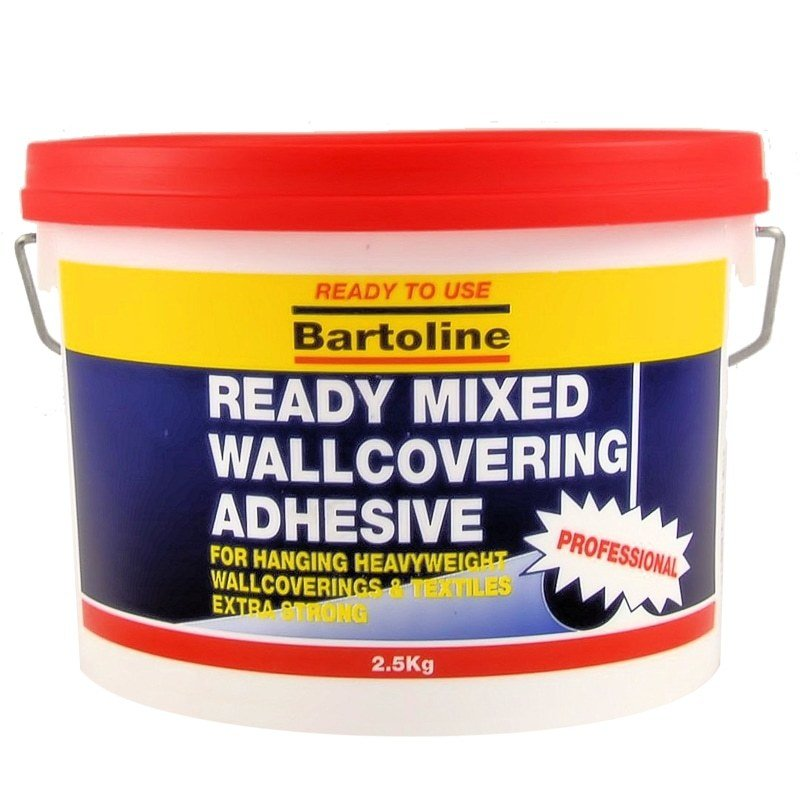 Wall Covering Adhesive 2.5kg