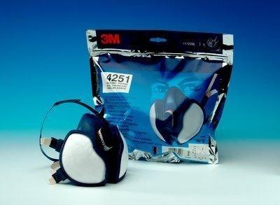 3M Dust mask 4251