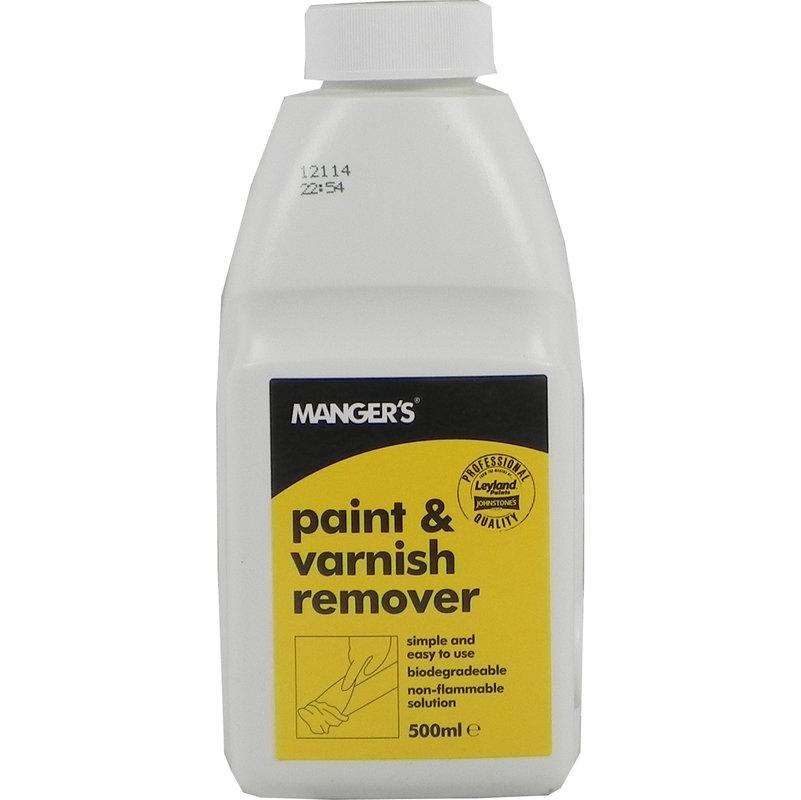 Paint & Varnish Remover 5 Ltr