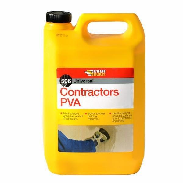Contractors PVA Sealer 5 litres