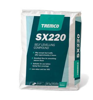 TREMCO SX220 Fast Set Smoothing Compound 20KG