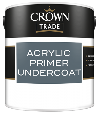 CROWN TRADE ACRYLIC PRIMER UNDERCOAT