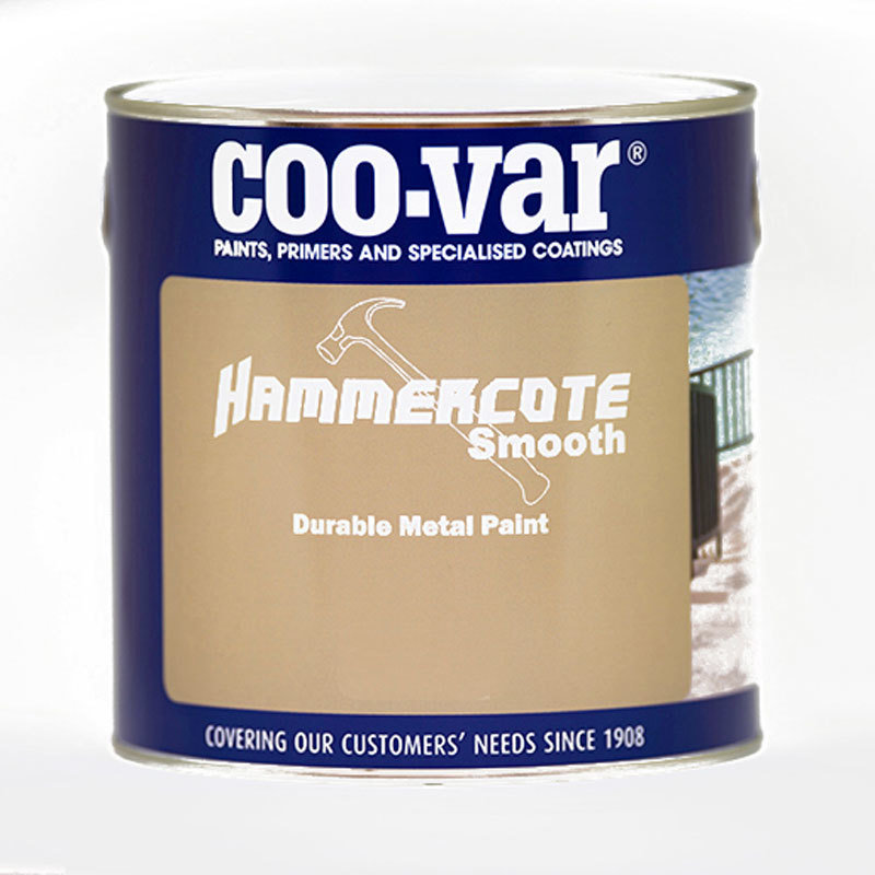 Hammercote Smooth Metal Paint 1Ltr