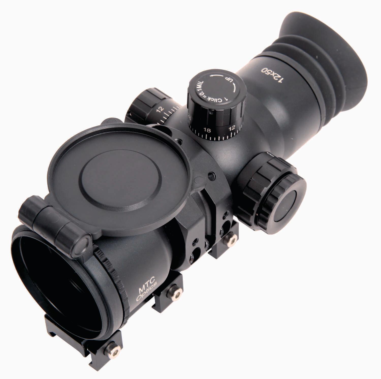 SWAT PRISMATIC 12x50 MINI