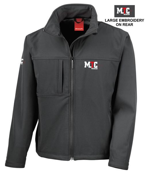 MTC Softshell Neoprene Jacket