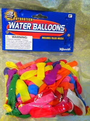 Water Balloons (120 Count)