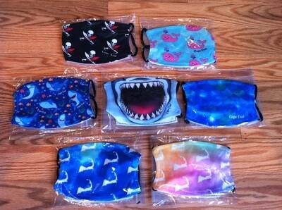 Cape Cod Kids Adjustable Masks