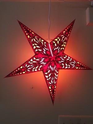 Mercury Red Star