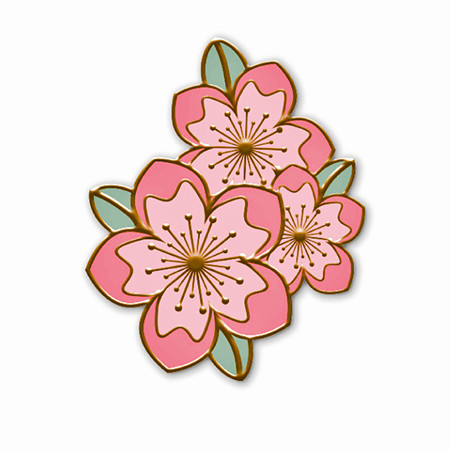 2019 Official National Cherry Blossom Pin