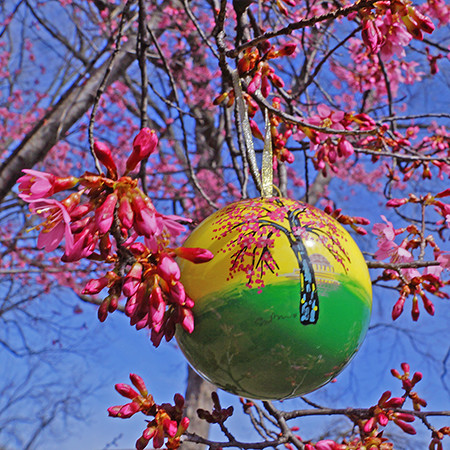 2019 National Cherry Blossom Ornament