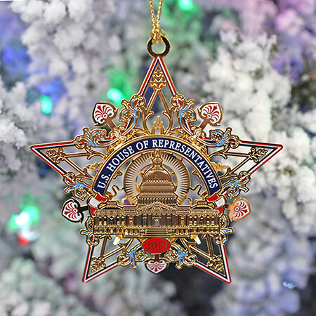 2019 US House of Representatives Ornament