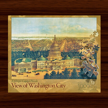 View of Washington DC Puzzle