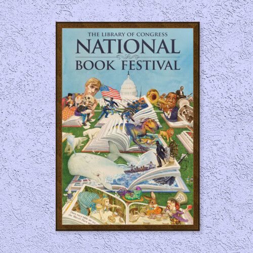 2011 National Book Festival Print