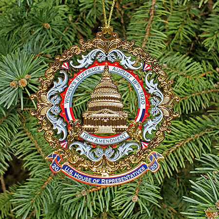 2020 House of Representatives Holiday Ornament