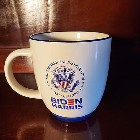 59th Inauguration Bistro Mug