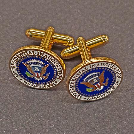 59th Presidential Inauguration Cufflinks