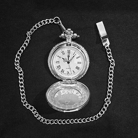 George Washington Pocket Watch