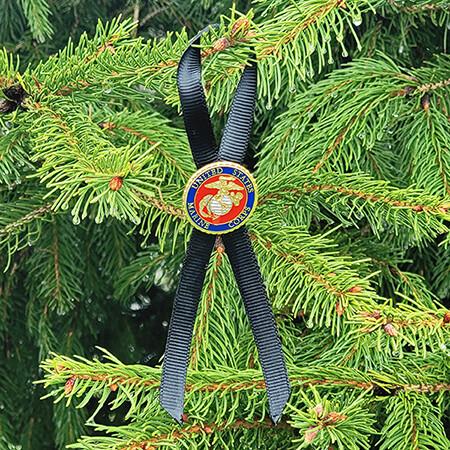 Marine Corps Black Ribbon