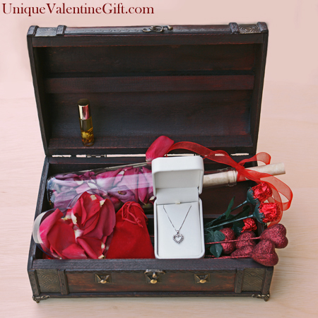Valentine's Day - Cupid's Treasure Chest