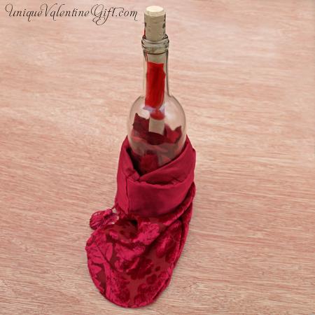 Valentine's Day - Loverboy Message In A Bottle
