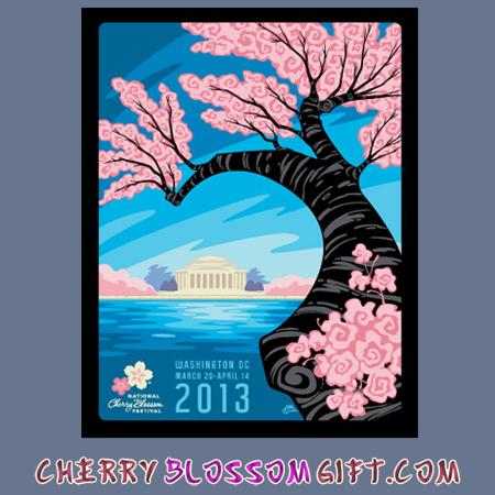 Cherry Blossom - 2013 Festival Poster