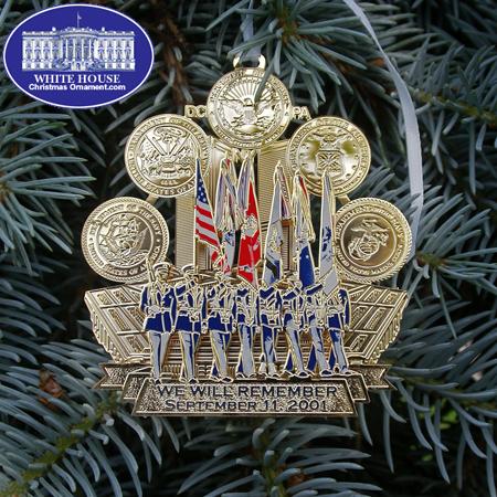 Ornament - Remember September 11, 2001