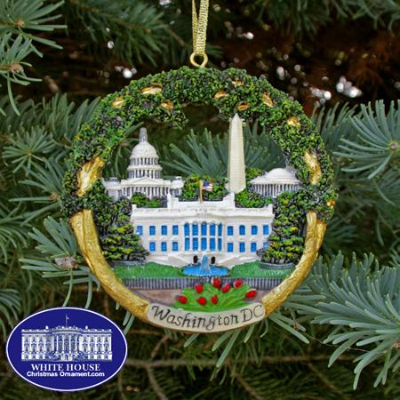 Ornaments - WDCSeries - 2012 Sculptured Landmarks