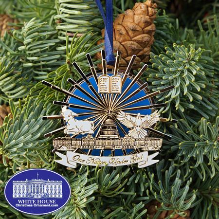 Ornaments - WDCS - One Nation Under God