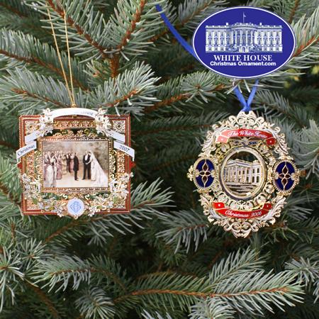 Ornaments - White House 2007 Ornament Gift Set