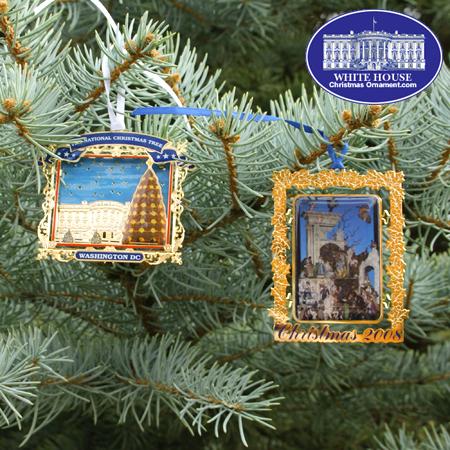 Ornaments - Secret Service 2008 Ornament Gift Set