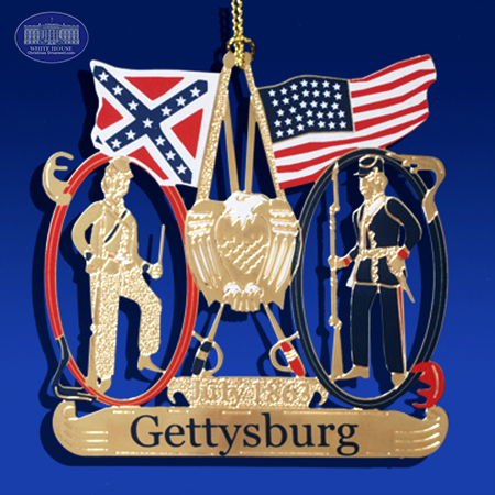 Ornaments - The Battle of Gettysburg