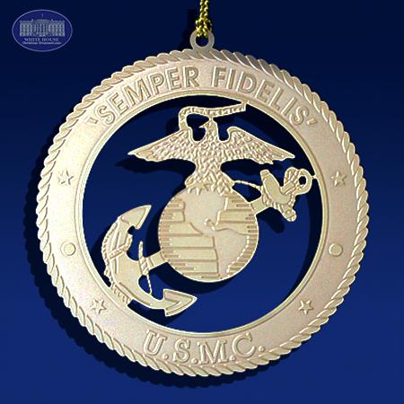 Ornaments - Marine Insignia