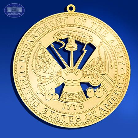 Ornaments - US Army Insignia