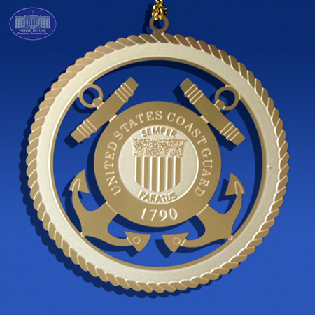 Ornaments - US Coast Guard Insignia