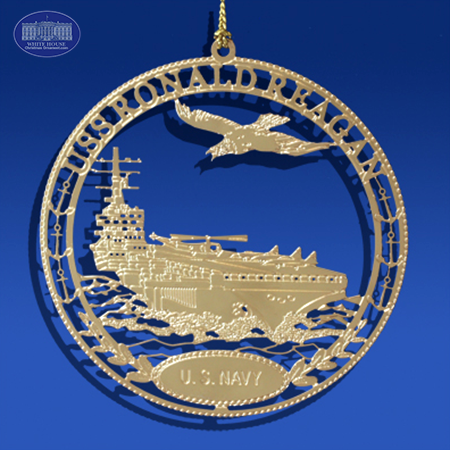 Ornaments - USS Ronald Reagan