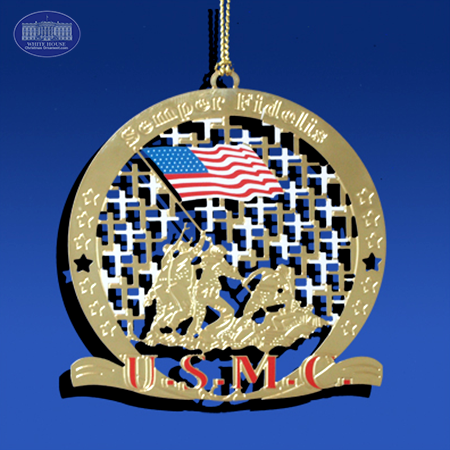 Ornaments - Iwo Jima Semper Fidelis