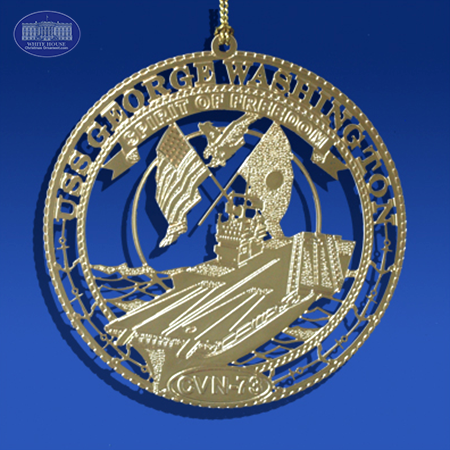 Ornaments - USS George Washington
