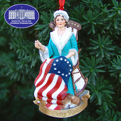 The Betsy Ross Ornament