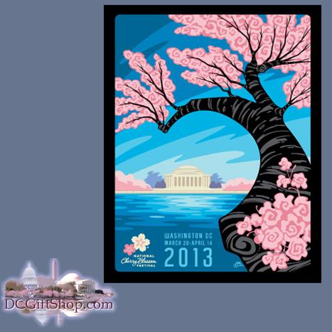 Cherry Blossoms - 2013 Festival Poster