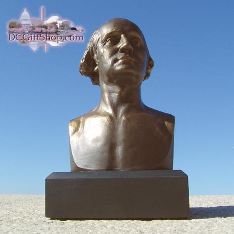 Gifts - Busts - George Washington - BRONZE