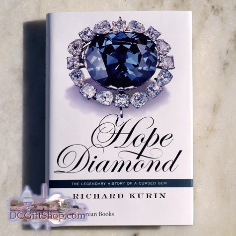 Gifts - Books - Hope Diamond The Legendary History of a Cursed Gem by Richard K
